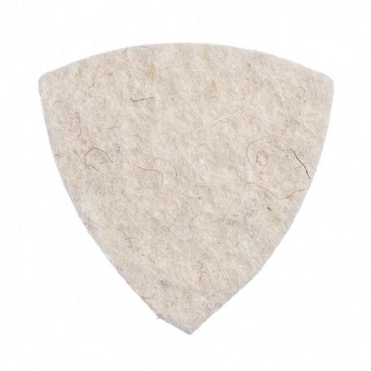 Felt Tones Gypsy Natural Wool Felt 1 Guitar Pick